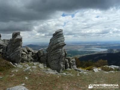 Cuerda Larga - Miraflores de la Sierra; rutas para hacer senderismo rutas a pie por la pedriza